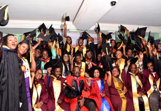Abuja Master:Marriage Mentors Graduation Ceremony 2018