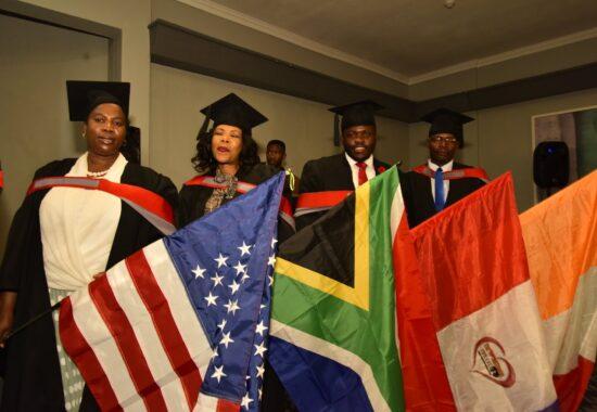 SA October 2019 Graduation Ceremony!!!